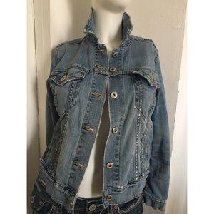Vintage Levi's Denim Jacket Size M